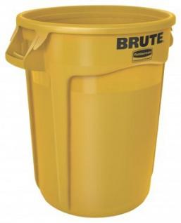 RUBBERMAID BRUTE® Container 121, 1 l aus Polyethylen in versch. Farben - Vorschau 2