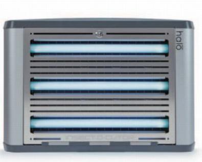 Leistungsstarkes Klebefolien Gerät zur Insektenvernichtung - Halo 30 oder 45 Watt