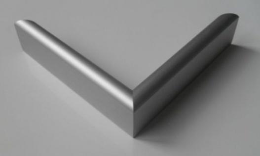 Infrarot Tafelheizung 600x1100mm mit Alurahmen und Wandhalterung von Elbo Therm - Vorschau 3