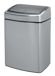 Touch Abfallbehälter 10 Liter, Brabantia