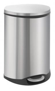 Shell Muschelförmiger Recycling Tritt-Mülleimer, EKO