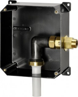 Franke Rohrbauset AQRM558 aus Kunststoff für die WC-Spülung