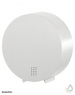 Proox® ONE pure PU-350 WC-Großrollenhalter Edelstahl gebürstet für Wandmontage