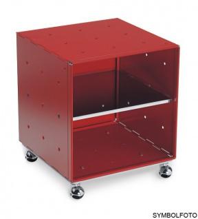 Graepel High Tech hochwertiger Regaleinlegeboden aus lackiertem Stahl