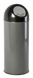 Abfallbehälter mit Druckdeckel und Inneneimer 55 Liter
