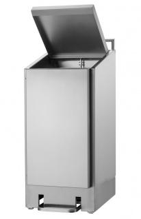 Dutch Bins Abfallsackhalter 120 Liter Edelstahl
