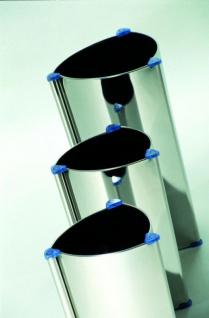 Graepel High Tech hochwertiger Multi Aim Container aus Edelstahl