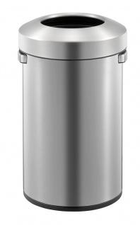 Urban Bin 50 Liter, EKO Edelstahl gebürstet