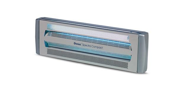 Genus® Spectra Compact 1 x 36W Splitterschutz Fliegenfalle modernes, schlankes Design - Vorschau 2