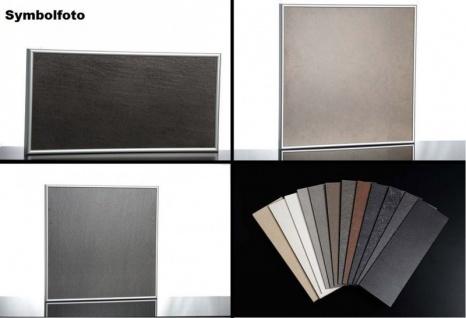 Keramikheizgerät Grau mit Alurahmen 600 - 800 Watt von Elbo Therm