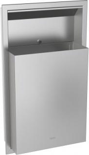 Franke Abfallbehälter RODX605E 23L aus Chromnickelstahl zur Unterputzmontage - Vorschau 1