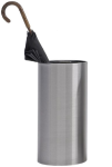 Graepel G-Line Pro PIENO Schirmständer aus geschliffenem Edelstahl 1.4016