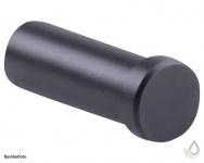Proox® ONE dark passion DP-568 Handtaschen - Mantelhaken Aluminium schwarz anodisiert
