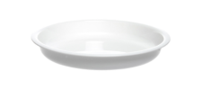 Mehrweg-Teller aus Kunststoff - Suppenteller oder 3-teilige Teller