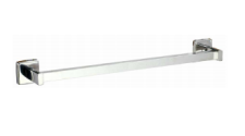 Bobrick B-673x24 / x18 Handtuchstange für Aufputzmontage in 2 verschiedene Längen