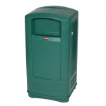RUBBERMAID Landmark Junior(TM) ™Abfallbehälter 132, 5 Liter aus Polyethylen
