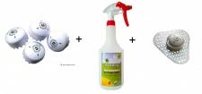 EcoBug® Starter Set - Für ein Wasserloses Urinalsystem