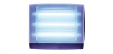 Genus® Optica JET Translucent Insektenvernichter IP65 2 x 15 Watt Wandmontage