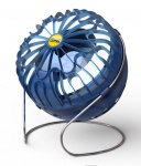 Moel Blue Moon Insektenvernichter 3688B mit 25 Watt und Ventilatortechnik