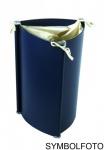 Graepel High Tech hochwertiger Multi Aim Behälter silber lackiert