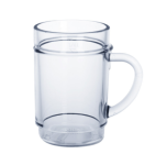 20er Set G`spritzter-Schorle-Gläser 0, 25l SAN glasklar Kunststoff stapelbar