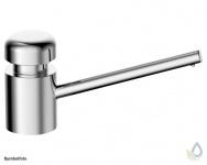 Proox® ONE pure PU-145 Tisch-Seifenspender 1L Waschtischmontage Messing verchromt