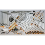 Beta 5905VG/2 Werkzeugsortiment 118 tlg. für KFZ-Mechanik