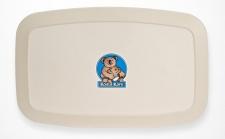Koala Baby Wickelstation KB-200 Horizontal Elfenbein mit MICROBAN® Hygieneschutz