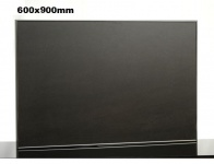 Infrarot Tafelheizung mit Alurahmen und Wandhalterung 450 Watt von Elbo Therm