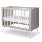 Childhome Ironwood Ashen Babybett 60 X 123
