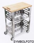Graepel High Tech Holzschneidebrett für P.U.B. Flaschenständer und Schrankelemente - Zubehör