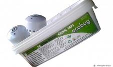 10-er - Set EcoBug® Extra strong urinal cap - Wasserloses Urinal-System