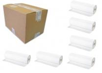 SET - Economic hygienische Wickeltisch Papierrollen + dazugehöriger Spender