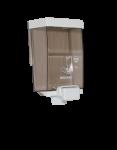 Metzger Flüssigseifenspender 750 ml aus Kunststoff, zur Wandmontage