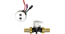 Franke A3000 open opto-elektronische Urinalspülarmatur DN15 in Kombinationsbauweis
