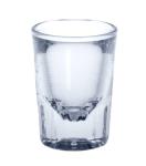 6er Stamperl Easy Shot 4cl SAN glasklar aus Kunststoff