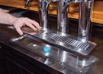 Odorite ''Beverage Tray Defender'' Reiniger für Auffangschale Zapfanlage