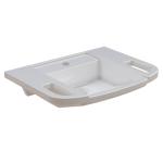 Franke EXOS. Handwaschbecken - Barrierefrei aus MIRANIT ANMW0003