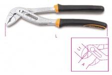 Beta Verstellbare Zange durchgestrecktes Gelenk, Bimaterial-Griffe 1048BM/250