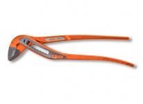 Beta Verstellbare Zangen, durchgestecktes Gelenk, orange lackiert 1048V in 3 Größen erhältlich