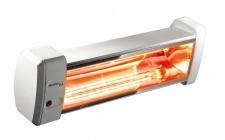 Infralogic Infrarot Heizstrahler Heliosa 77 1500 Watt in Weiß mit IP20