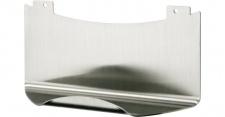Franke Duschgelschale gemacht aus Edelstahl zur Montage an Duschpaneelen