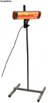Heatlight Chromständer passend zum Farb- und Lacktrockner VI000019