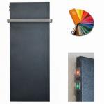 Hand-Tuch-Heizung 2 in 1 in HT1 verschiedenen RAL Farben von Elbo Therm