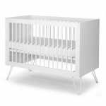 Childhome Ironwood White Babybett 60X120