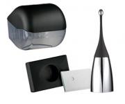 Set Angebot Marplast - Design Soft Touch Colored Edition MP 584-654-619 - Schwarz