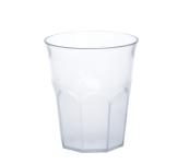 12er Set Caipirinha-Glas teilgefrostet 0, 2l SAN Kunststoff Spülmaschinenfest