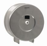 Rossignol First Toilettenpapierspender aus Stahl 200m mit Schlüsselverriegelung