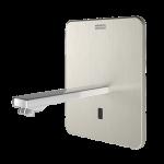 Batteriebetriebener Wasserhahn 6 l/min mit Thermostat von Franke
