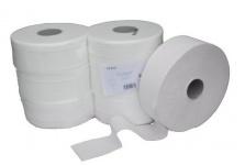 Halbe Palette (25 Packungen je 6 Stück) Toilettenpapier 350m-2 lagig - Zellstoff